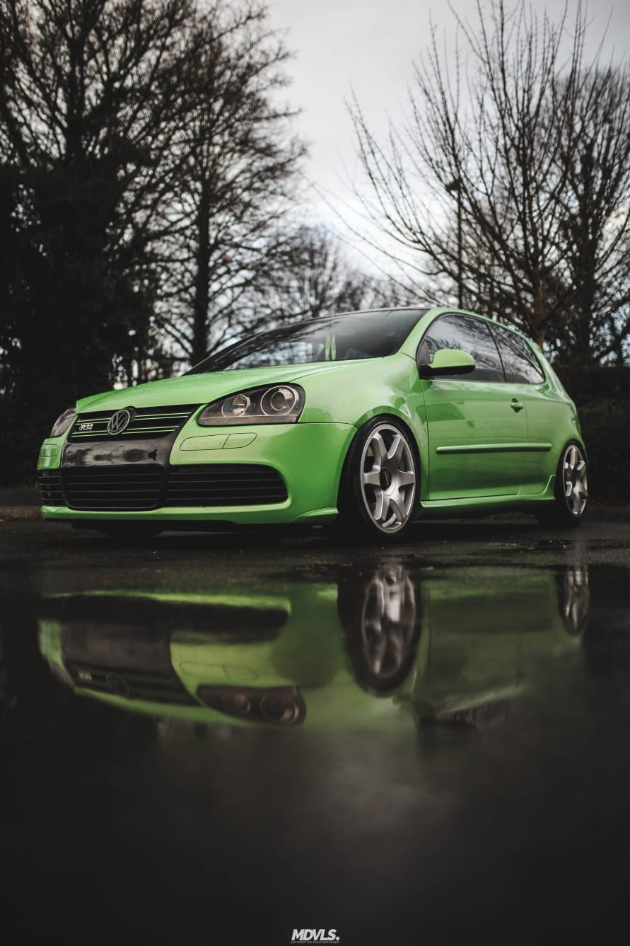 Project image for VW Golf Using New MacTac Range