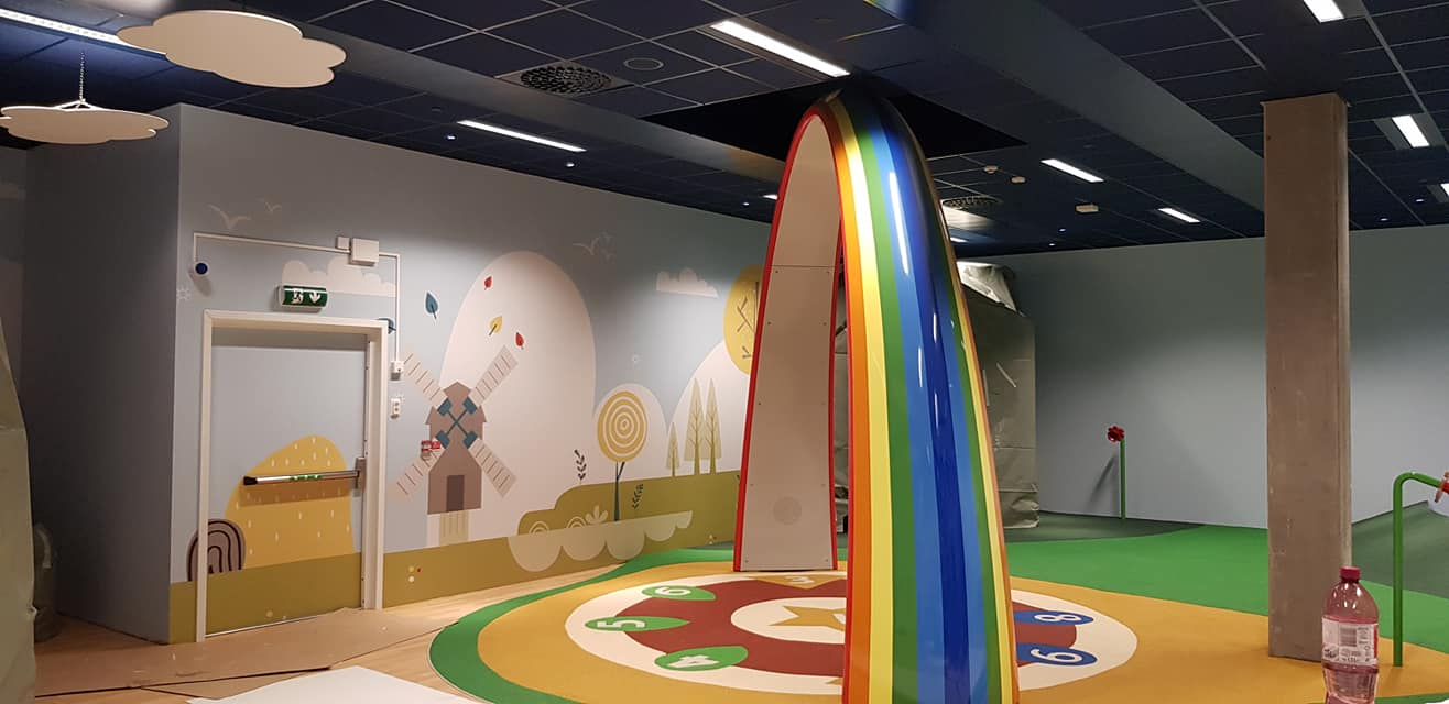 Project image for Children's playroom
