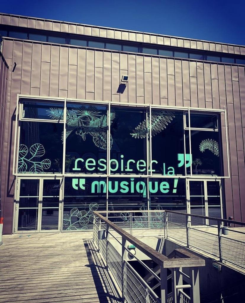 Project image for LA RODIA – Respirer la musique