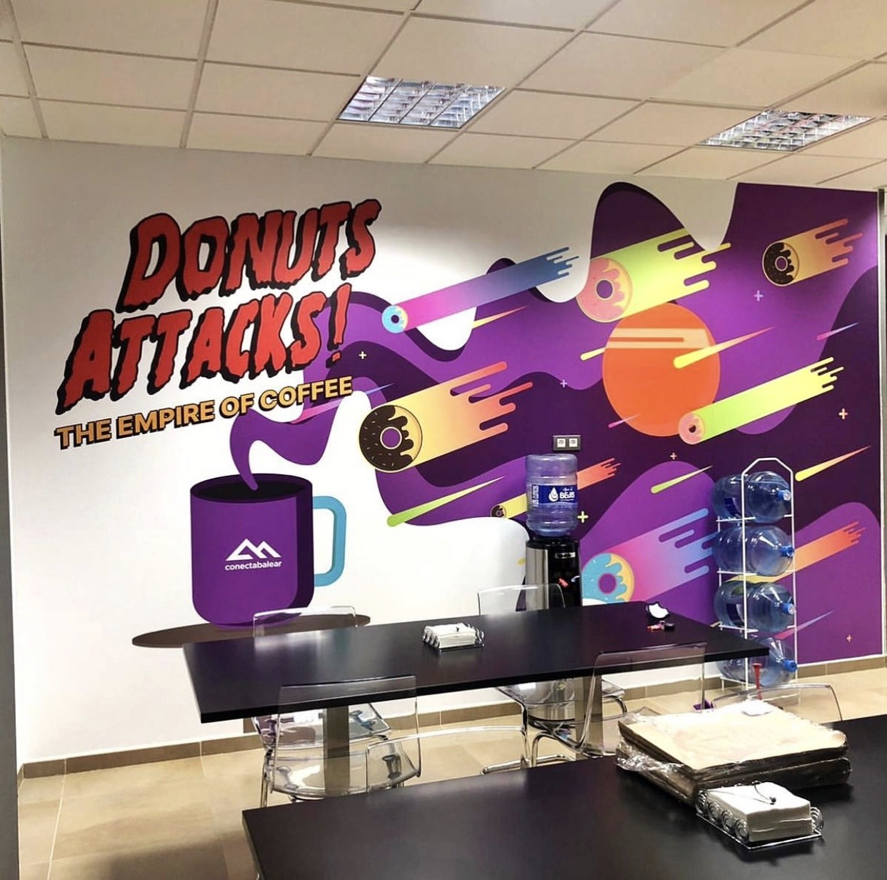 Project image for Donuts Attacks!